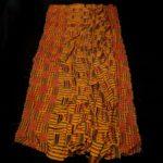 Old Extra Fine Huge Kente Cloth – Ghana – Outstanding Piece