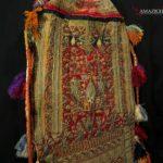 Outstanding Antique Berber Wedding Headdress – Kufiya – Jelwa Ritual, Tunisia