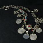 Fine Old Berber Necklace – Ouarzazate, Morocco